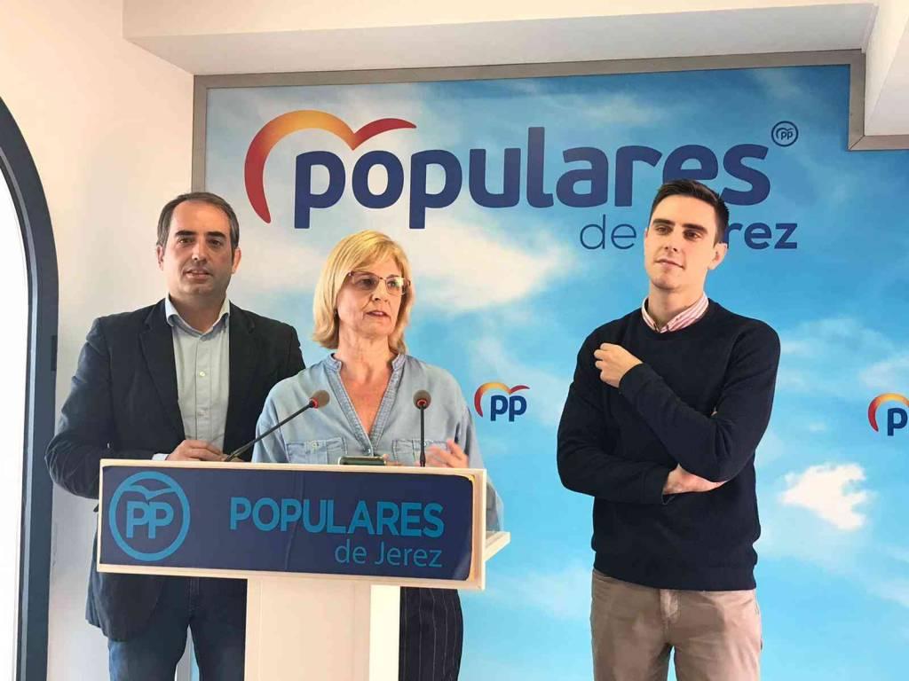 """García-Pelayo (PP): """"La única alternativa para que Pedro Sánchez no sea presidente es Pablo Casado"""""""