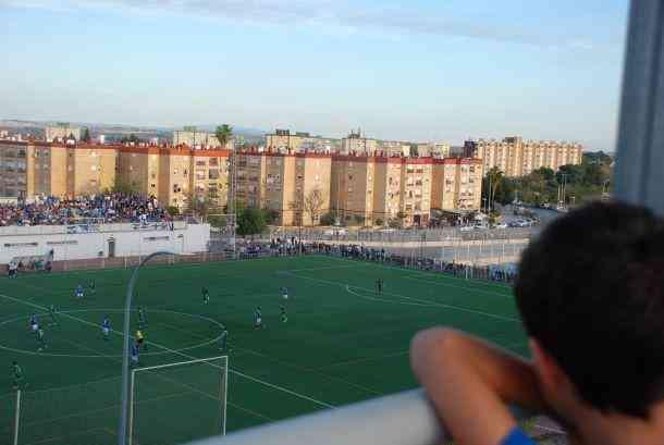 Xerez CD SAD 0-2 Xerez Deportivo FC: Desde mi azotea