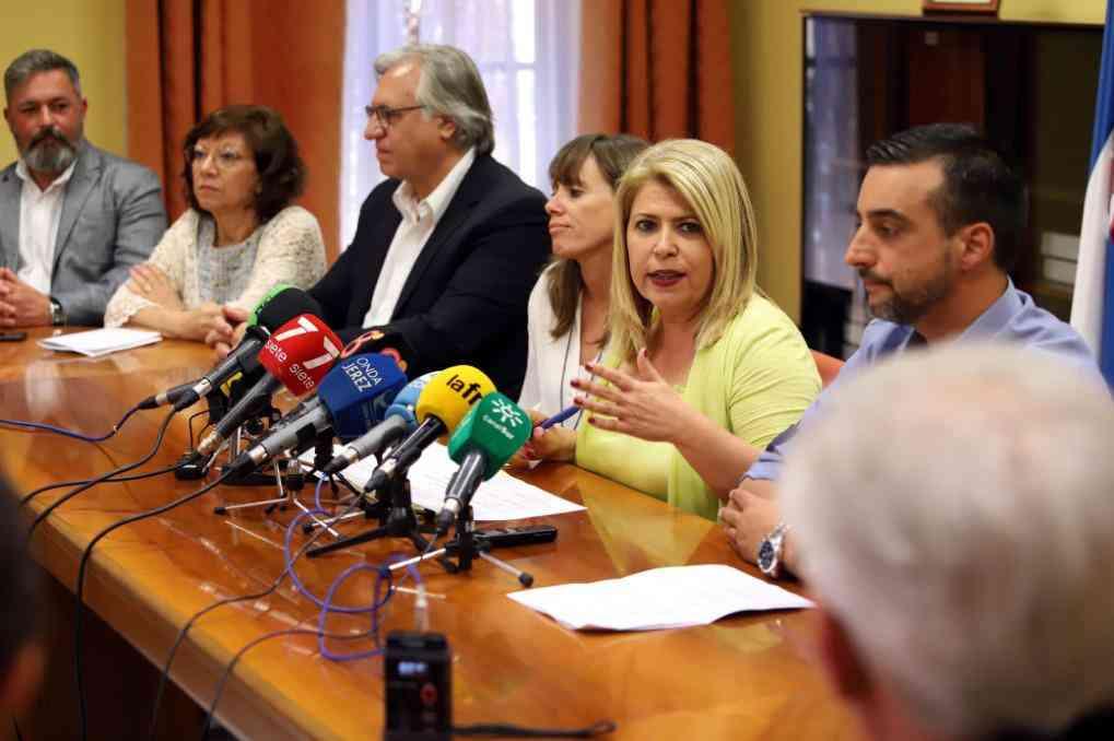 ¿A qué afecta el bloqueo informático del Ayuntamiento de Jerez?