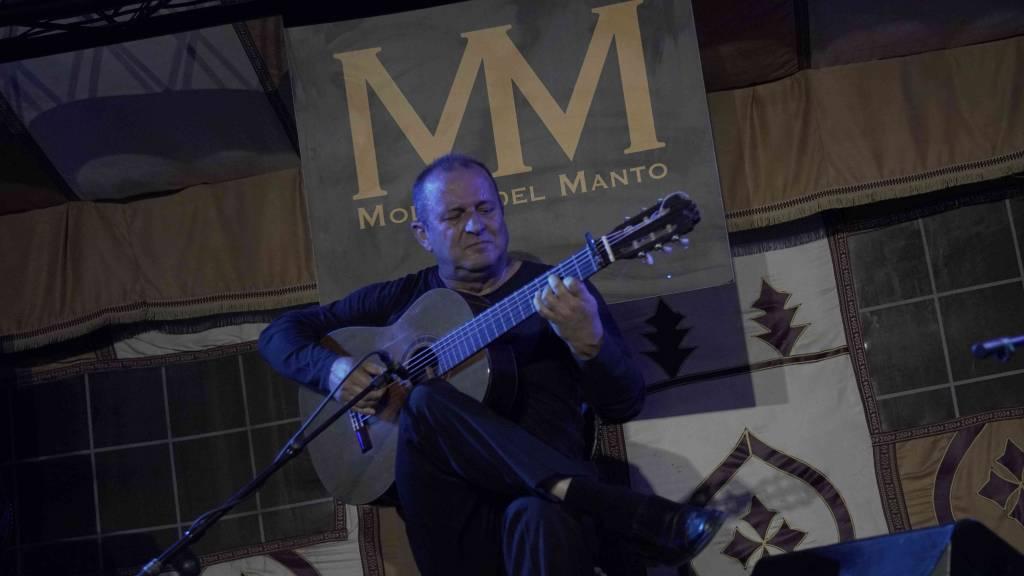 La guitarra protagoniza las VI Jornadas 1906 en el Molino del Manto