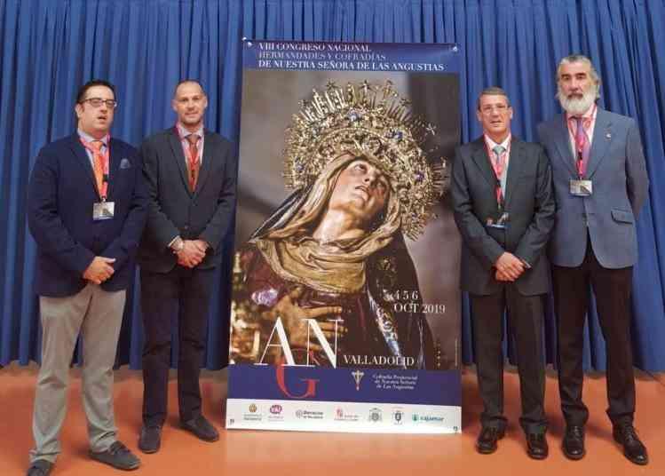 Jerez acogerá en 2021, el IX Congreso Nacional de Hermandades y Cofradías de Ntra. Sra. de las Angustias