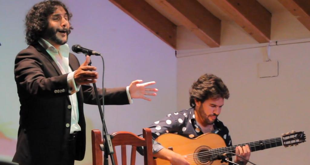 Video: Antonio Reyes y Miguel Salado, por tonás y zambras, en la 'Buena Gente'