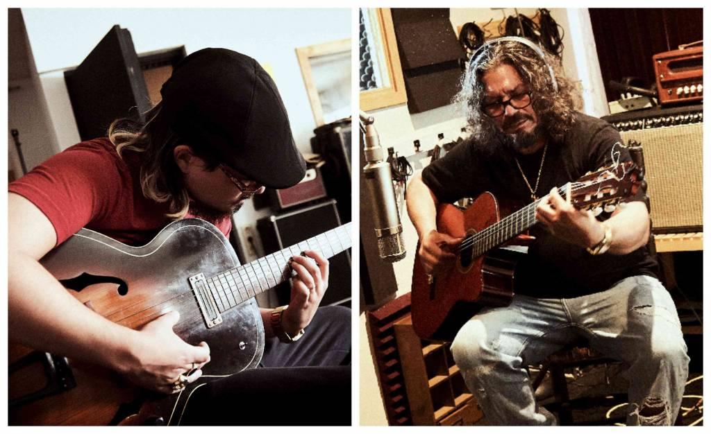 Dellafuente y Raimundo Amador presentarán al mundo dos canciones inéditas de la mano de Red Bull