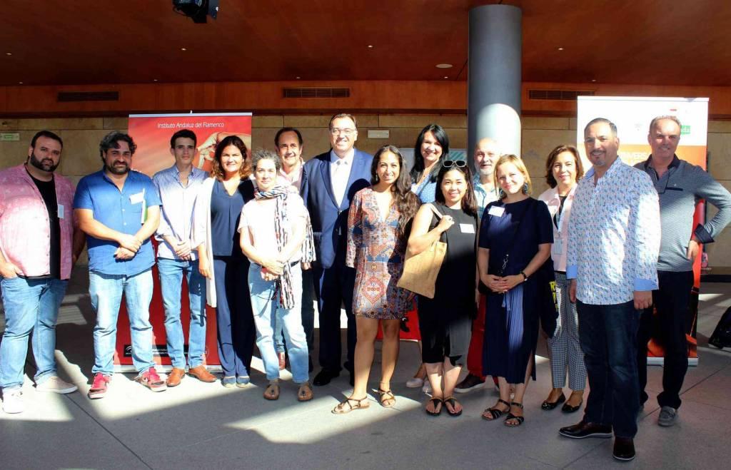 Treinta empresas andaluzas promocionan sus espectáculos de flamenco ante programadores de 11 festivales internacionales