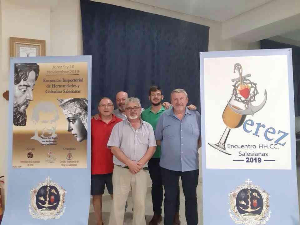 Video: Participantes en el Encuentro Inspectorial de Cofradías Salesianas en Jerez