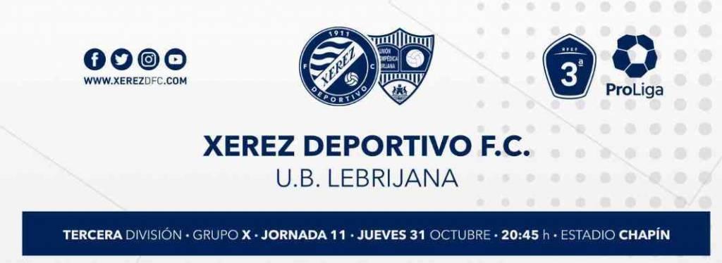 Xerez Deportivo FC vs UB Lebrijana: Recolecta de puntos