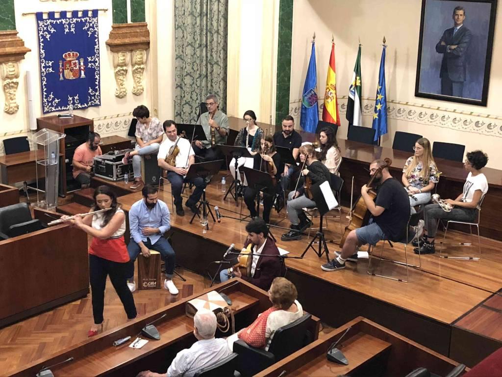 La  Universidad de Extremadura pone en marcha un Aula de Flamenco