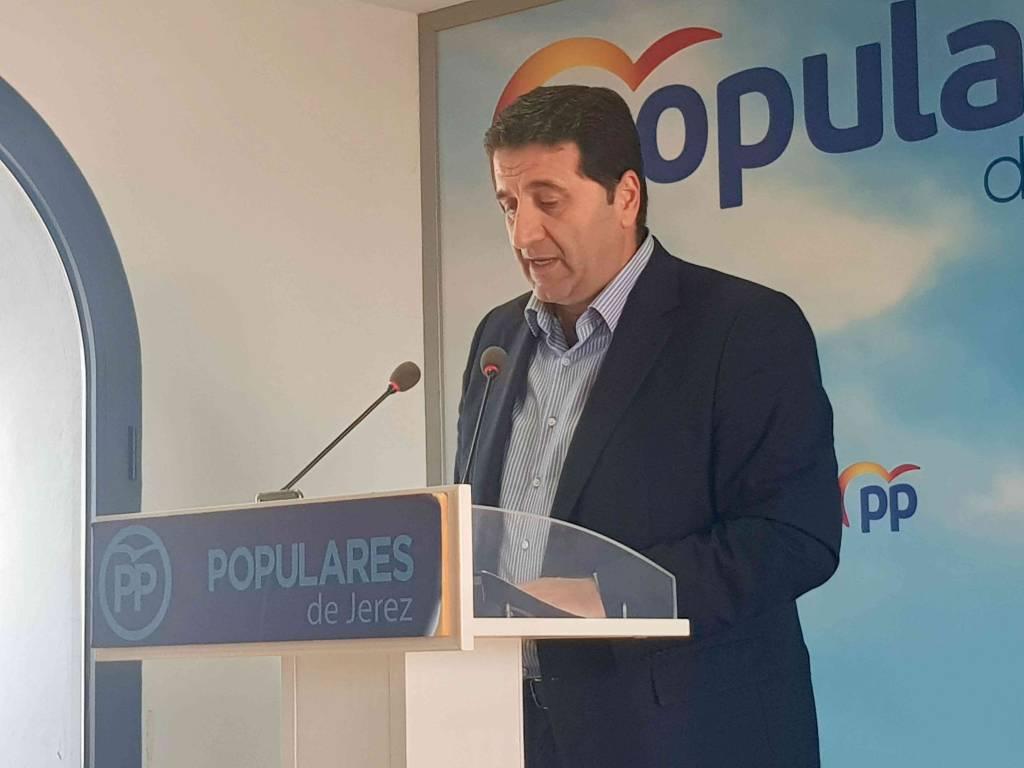 Ignacio Martínez (PP): ''¿Cómo garantiza Mamen Sánchez que no se han robado datos con el ciberataque?''