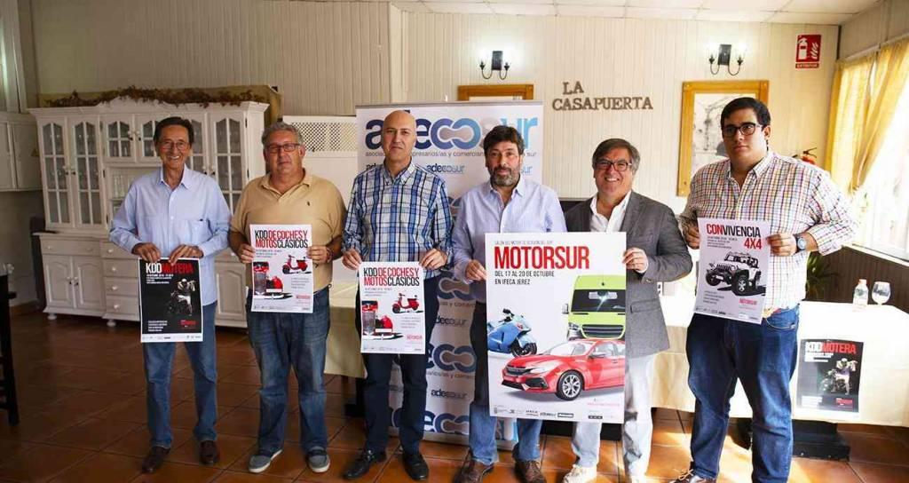 Carlos Landín: ''El de este año será el mejor Motorsur de la historia''