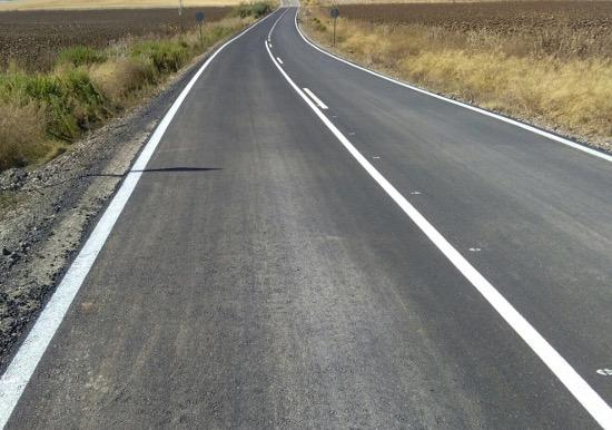 El PP pide a Diputación el arreglo de la carretera de Morabita