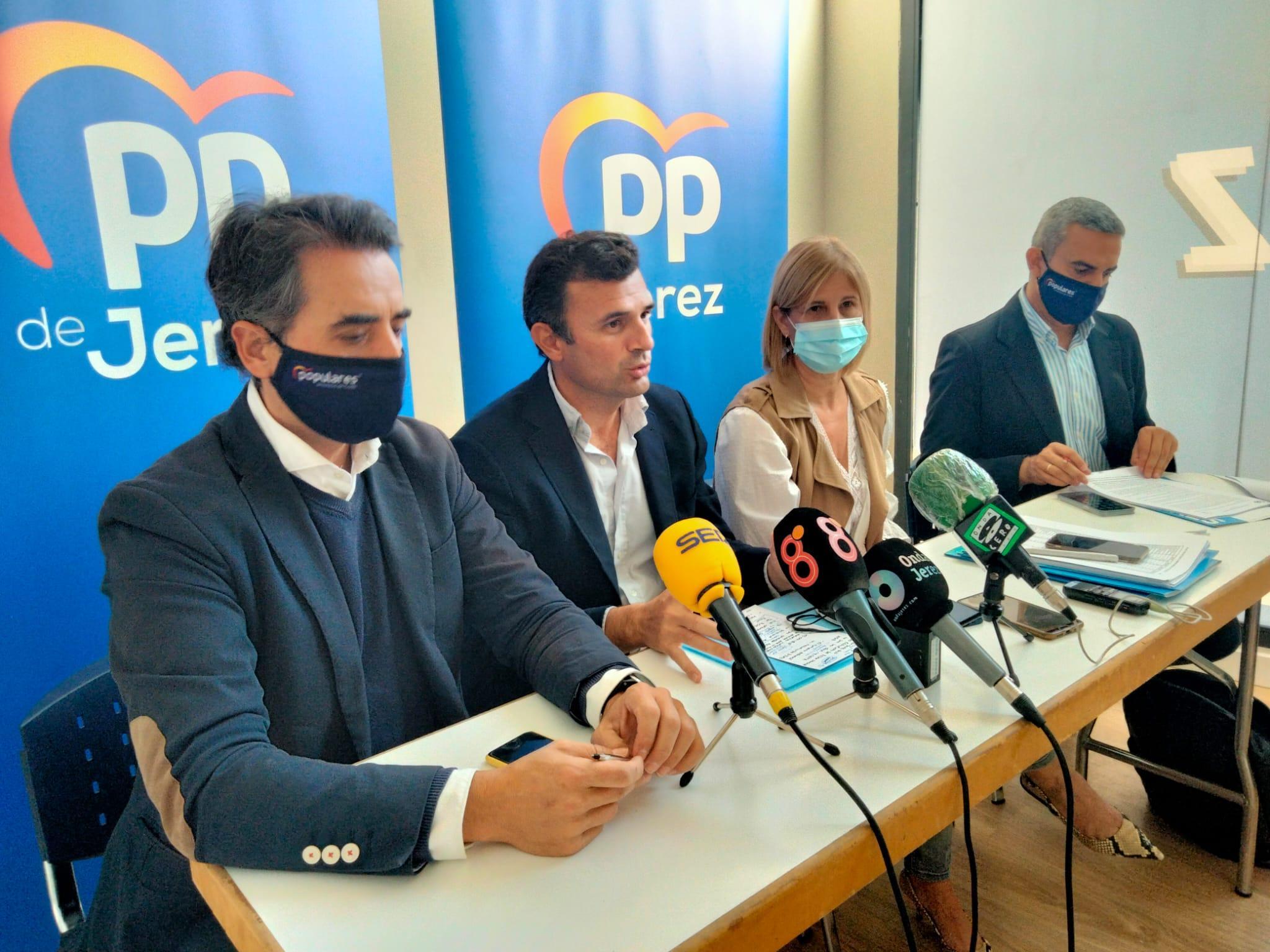 """""""El Gobierno de Pedro Sánchez deja a Jerez fuera de los Presupuestos 2022"""""""