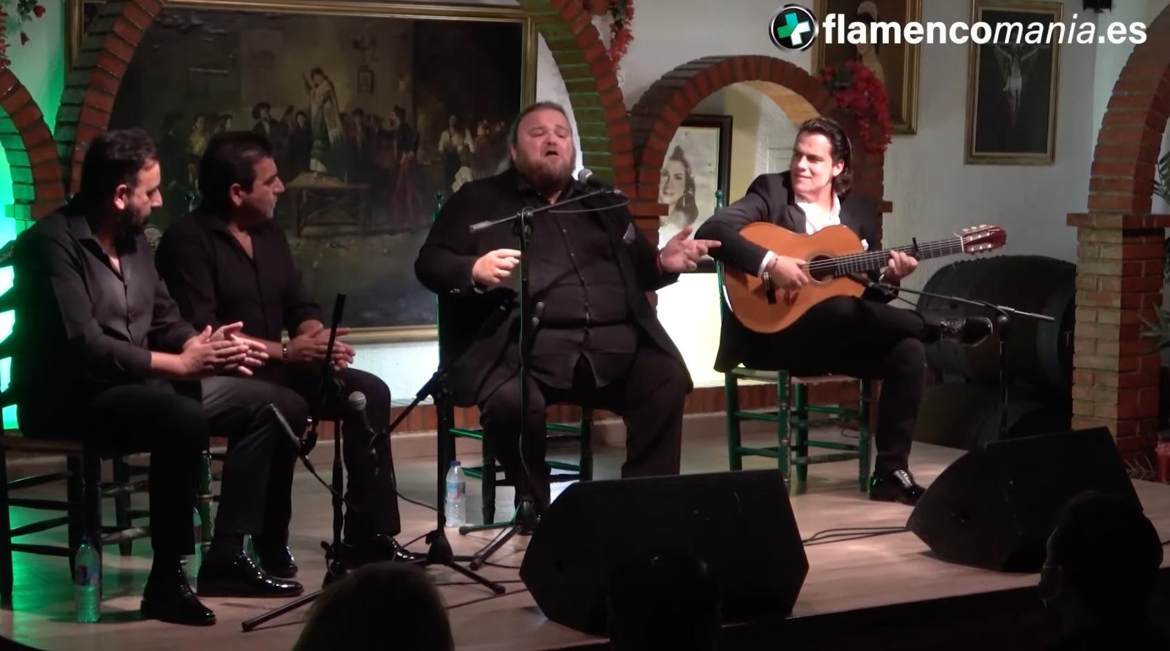 Flamencomanía TV: ''Ezequiel Benítez y Paco León en la P.F. Los Cernícalos''