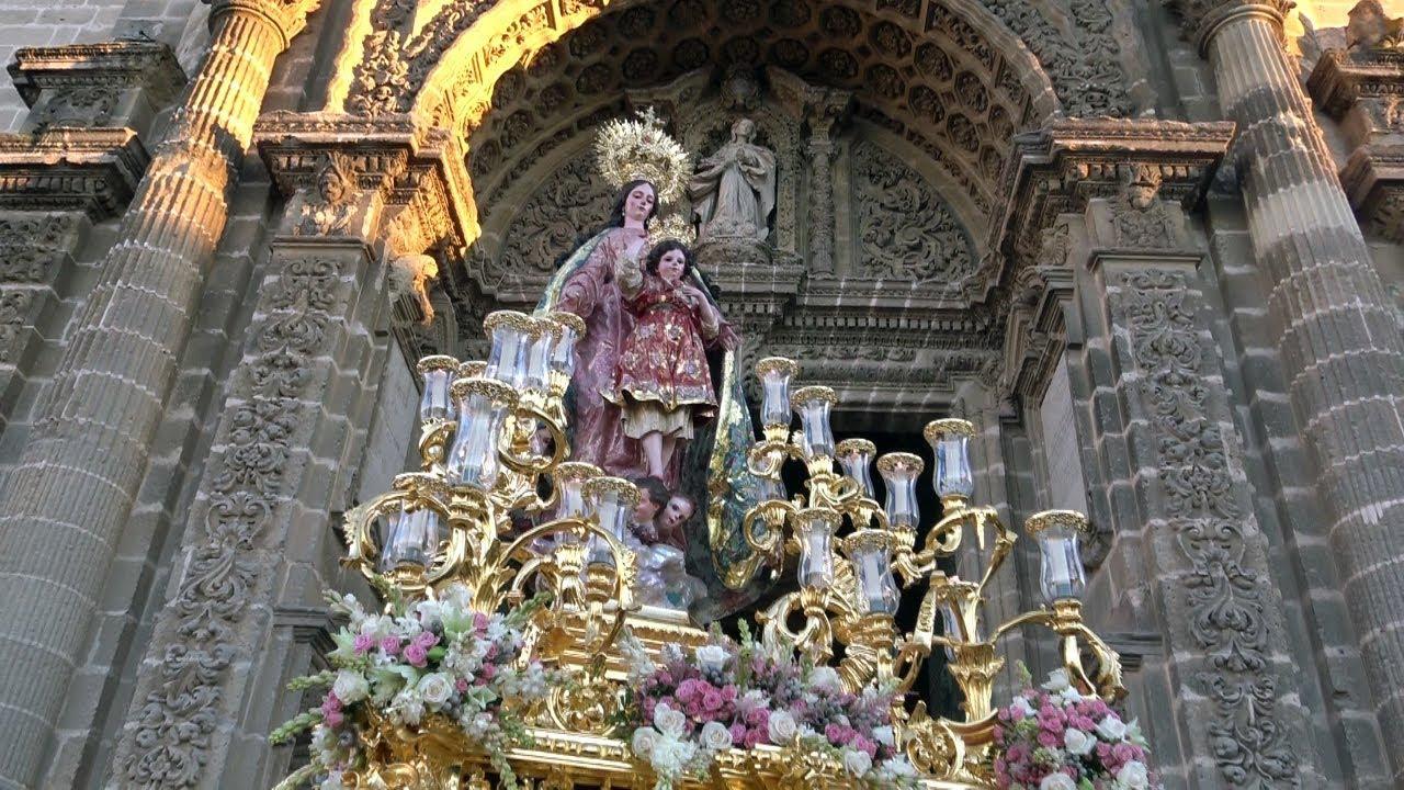La Virgen del Sagrado Corazón procesionará el 6 de noviembre