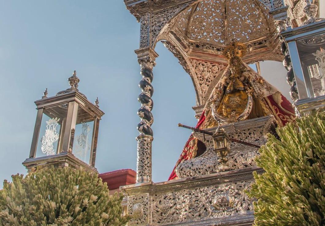 Confirmado: el 1 de noviembre procesionará la Patrona de Sanlúcar