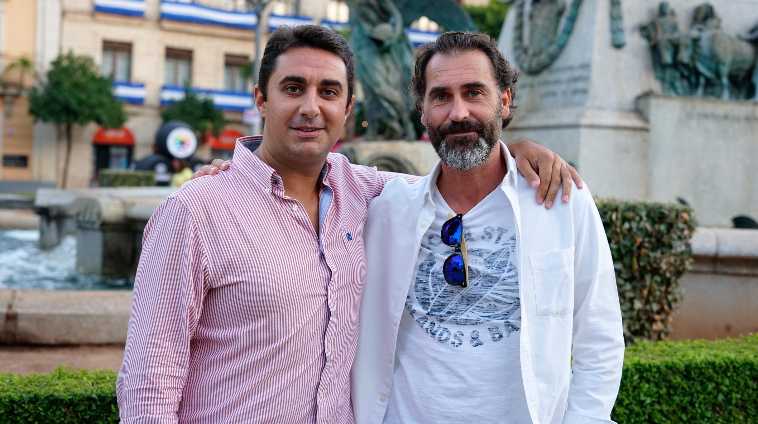 Manuel de la Fragua y José Carlos Pozo llegan este sábado a la Tertulia Flamenca de Ceuta con el flamenco de Jerez por bandera