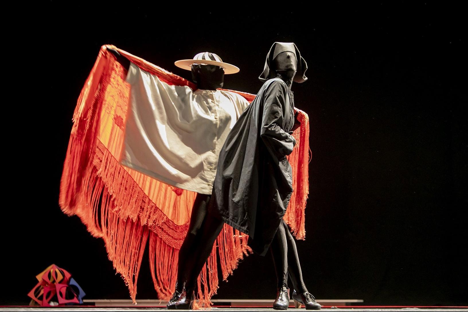 Andrés Marín lleva su baile flamenco contemporáneo a Teatros del Canal en Madrid con Éxtasis / Ravel (Show andaluz)