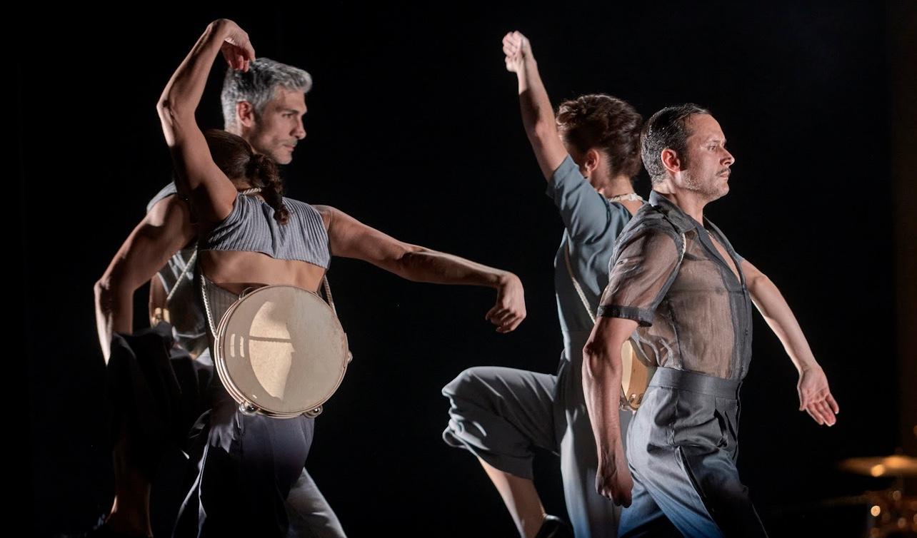 Daniel Doña estrena en Teatros del Canal su nueva creación sobre la libertad y la memoria histórica