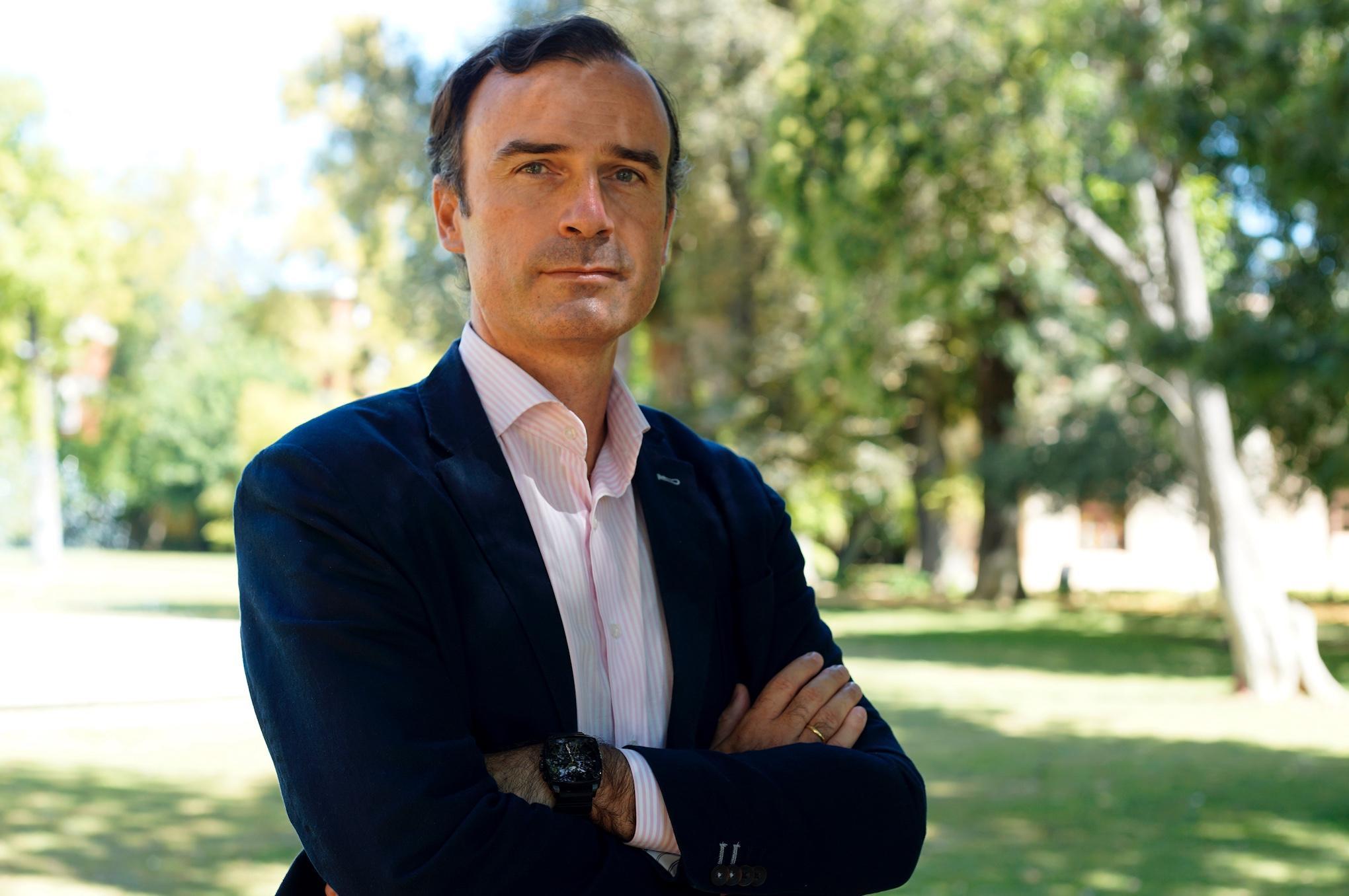 """Méndez (Cs): """"Lo de El Zagal es lo que es, una incompetencia más de Mamen Sánchez y su equipo de gobierno"""""""