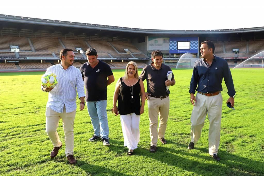 El Ayuntamiento alarga los plazos: Chapín estará listo para principios de octubre