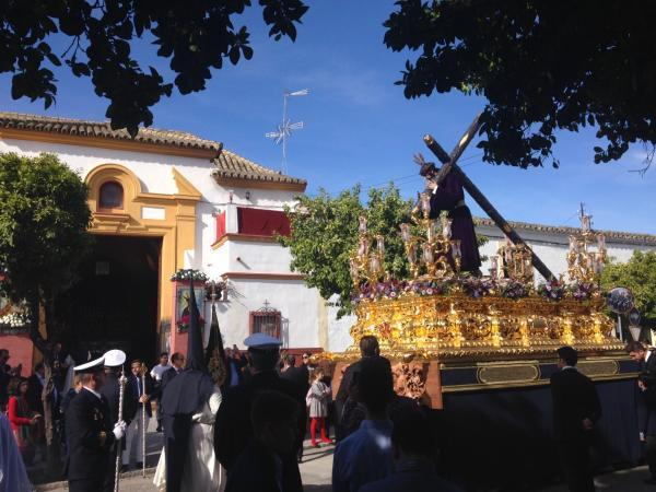 La Hermandad del Consuelo saldrá de San Miguel