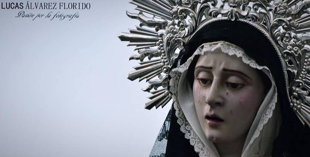 Función a la Virgen del Consuelo en Santa Ángela