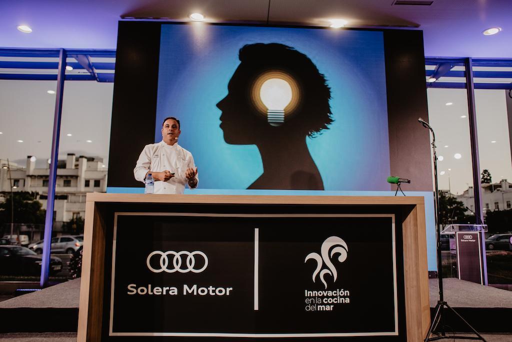 Innovación gastronómica y tecnología en Solera Motor