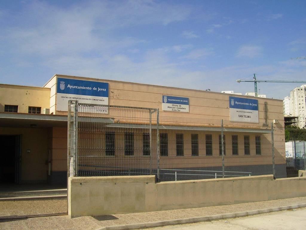 Ganemos Jerez pide que la biblioteca de la Zona Sur abra con urgencia por las tardes