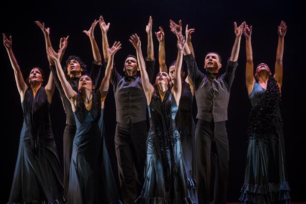 El Ballet Flamenco de Andalucía, 25 años de baile a compás
