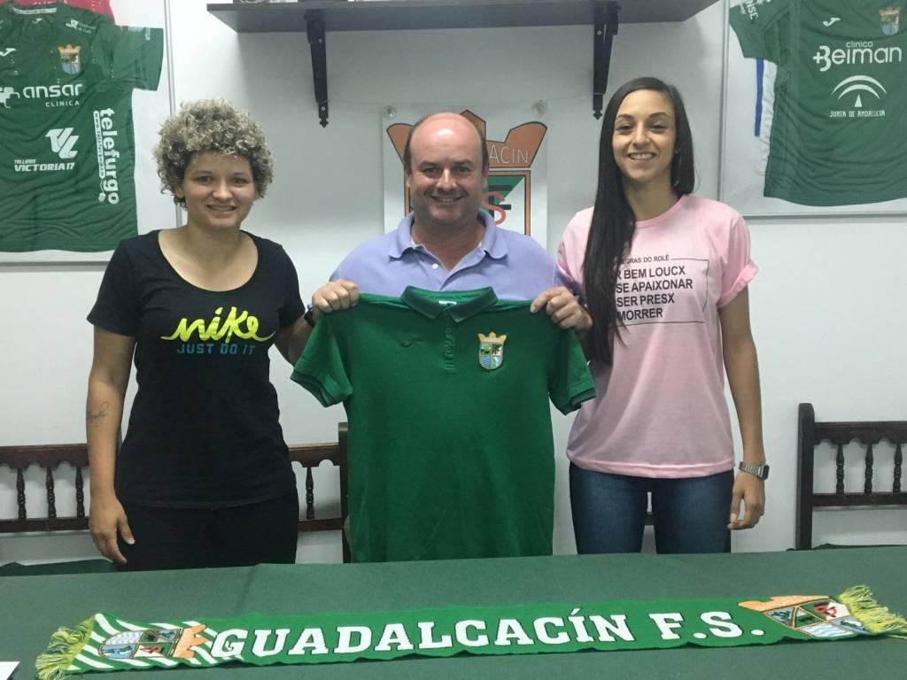 """""""Es un salto importante llegar al Guadalcacín FSF"""""""