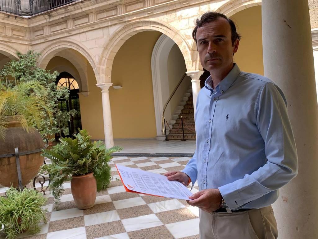 Ciudadanos también reclama al Gobierno de Pedro Sánchez los 1.350 millones que debe a la Junta