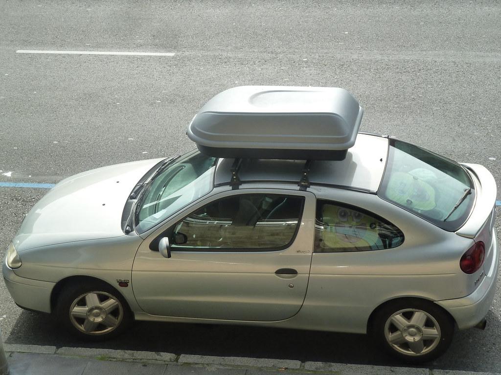 Las bacas para el coche son una gran solución para el equipaje extra