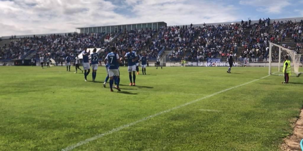 Xerez Deportivo 3- C.D. Gerena 0