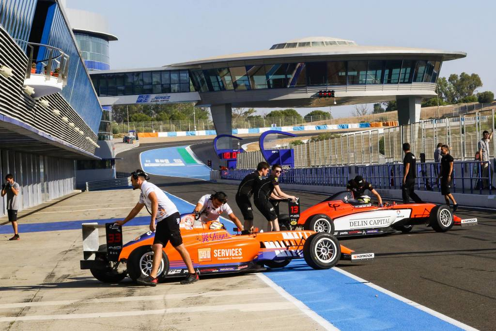 El Circuito de Jerez se pone de nuevo el mono de trabajo
