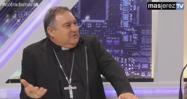 El obispo de Jerez se reúne este jueves con los hermanos mayores