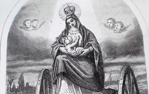 La procesión de la Virgen de Consolación será claustral