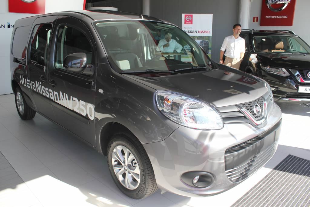 Loreto Motor presenta su nueva Nissan NV250