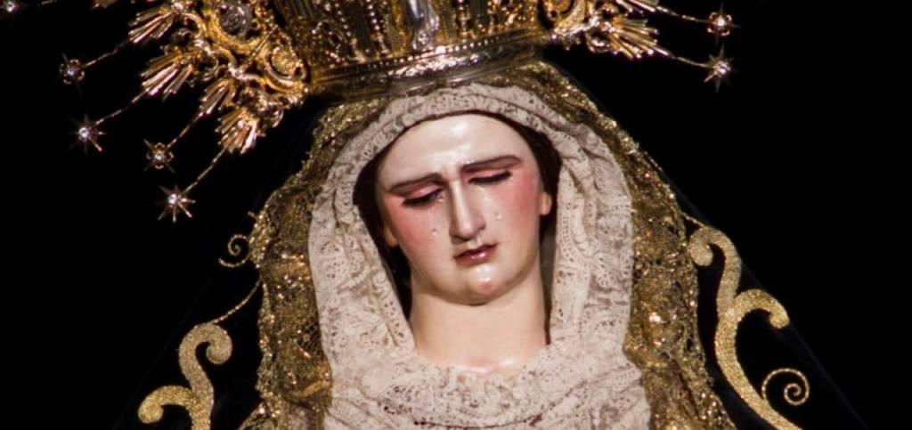 Sanlúcar: Regresa al culto la Virgen de los Dolores