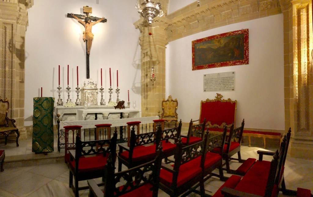 Reabre el Sagrario de Santiago