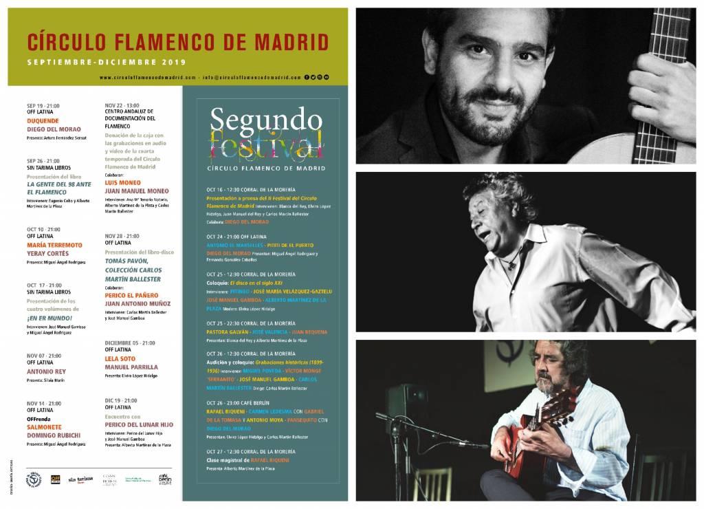 Arranca la segunda edición del Festival del Círculo Flamenco de Madrid