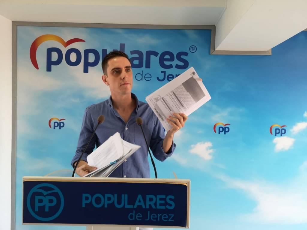 Espinar (PP): ''La sentencia contra Camas evidencia que el PSOE enchufaba a los suyos en la Faffe''