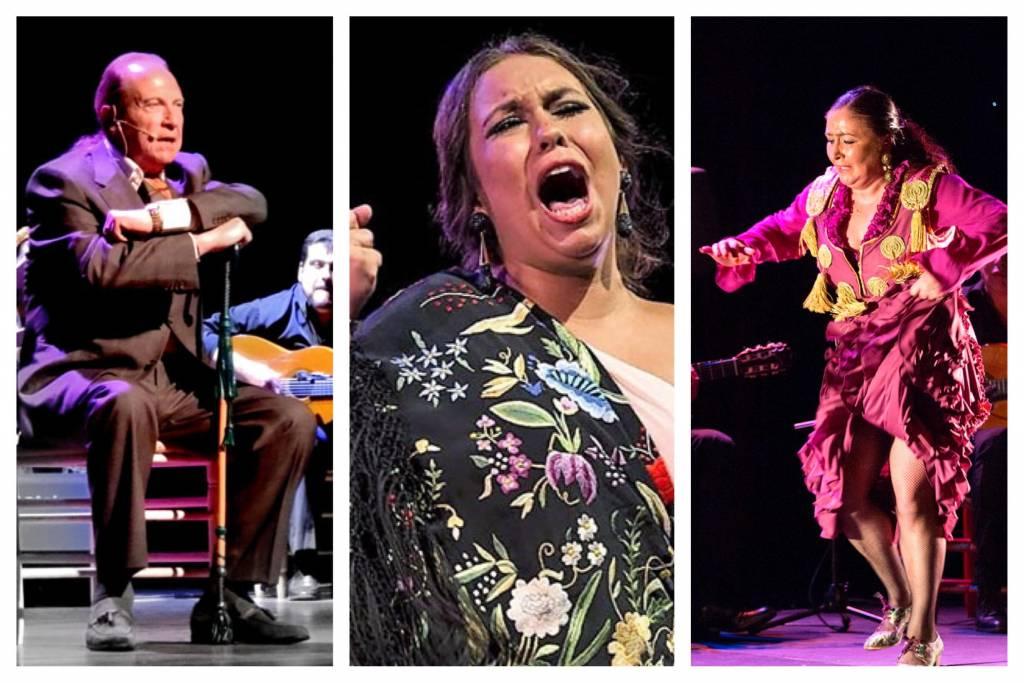 Manuela Carpio, Curro Albayzín y María Terremoto recibirán el ''Homenaje Flamenco'' de la A.C.F. 'Alegría 76-Pepa de Utrera''