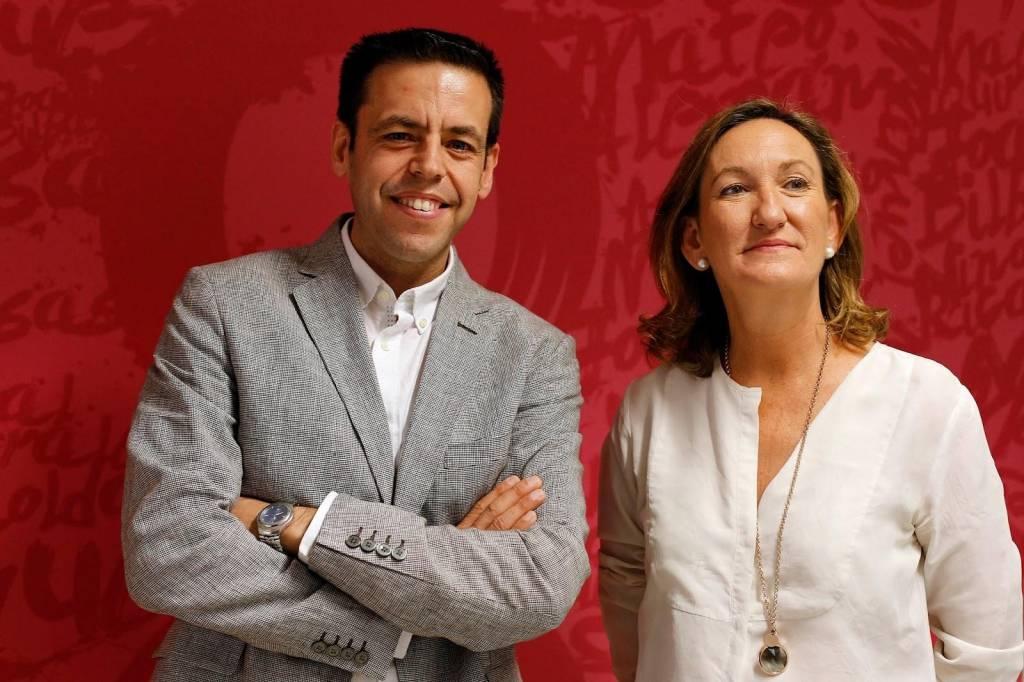 Lobbie de Tronos en el Instituto Andaluz de Flamenco