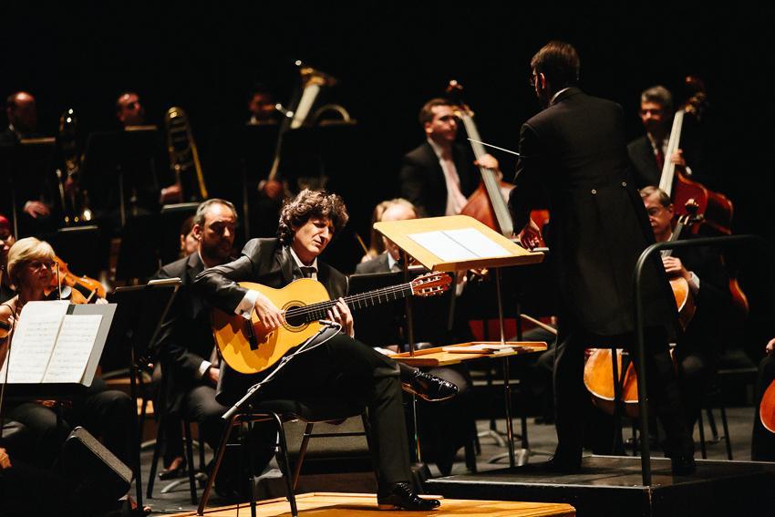 Manuel de Falla y Joaquín Rodrigo abren mañana el Festival de la Guitarra de Sevilla