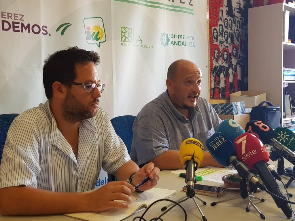 Adelante Jerez denuncia el recorte de líneas en la educación pública