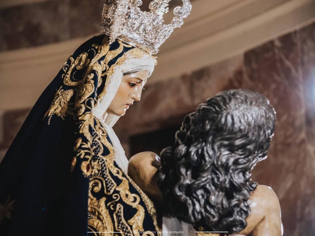 Revisión anual a Nuestra Señora de Las Angustias