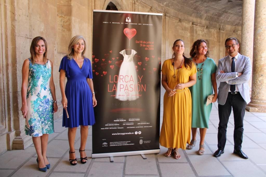 El ciclo 'Lorca y Granada' cierra con casi 45.000 espectadores su edición de 2019