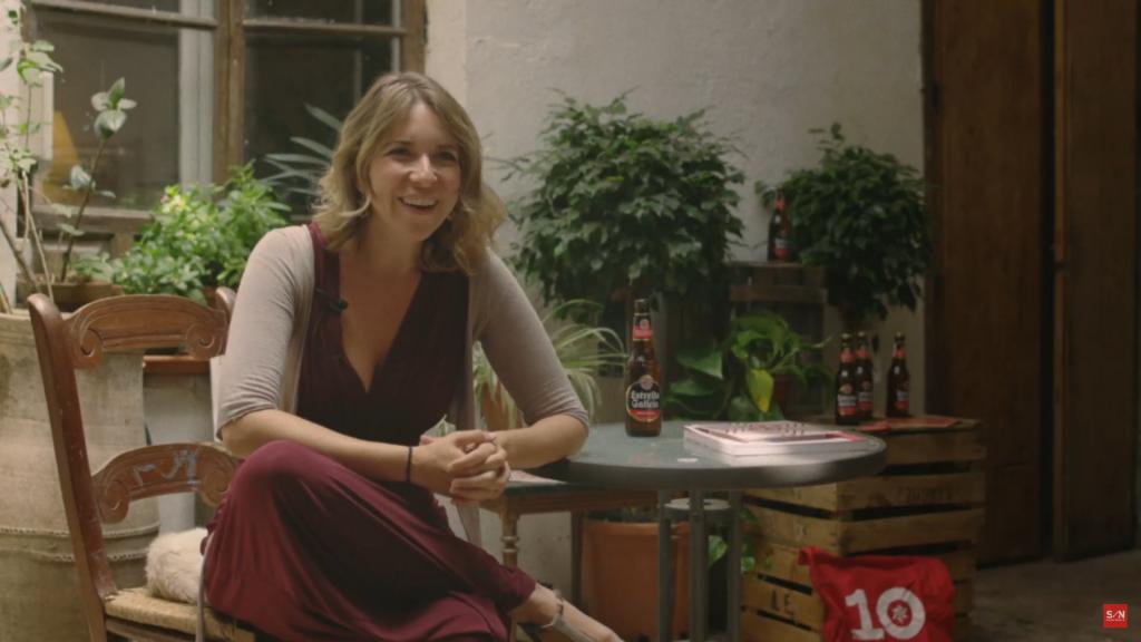 Grabaciones de SON Estrella Galicia apuesta por el flamenco alternativo
