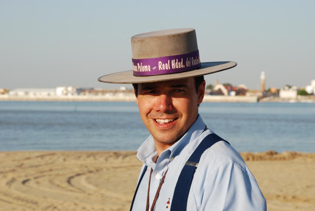 Joaquín Vallejo, nuevo hermano mayor de la Hermandad del Rocío
