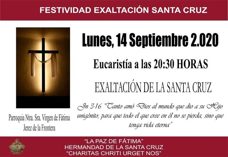 Festividad de la Exaltación de la Cruz en Fátima