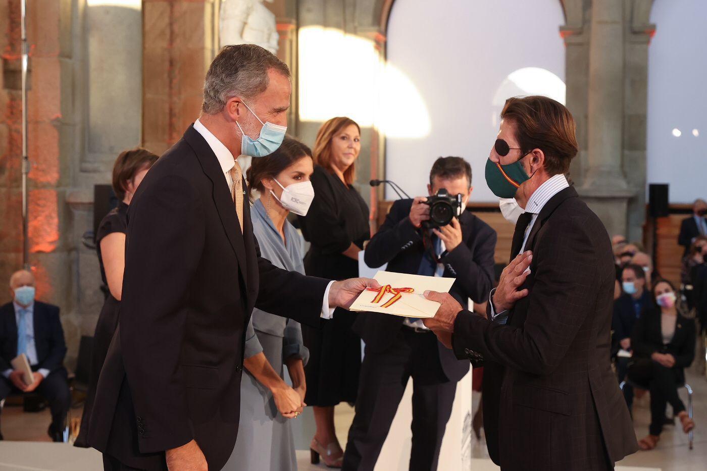 El PP felicita a Juan José Padilla tras recoger el Premio Nacional de Tauromaquia
